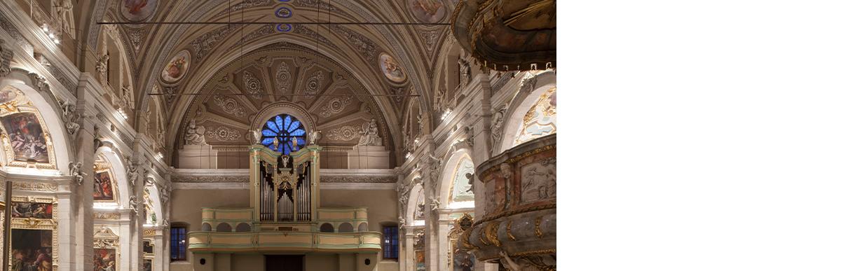 Chiesa Collegiata - Bellinzona