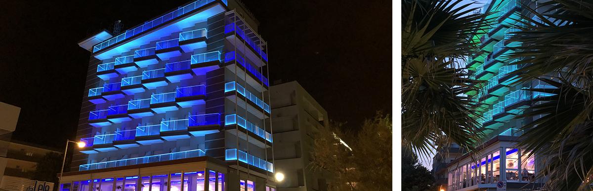 Hotel Diplomatic - Riccione