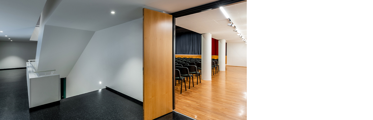 Sala Polivalente - Castione